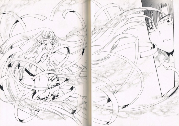 Chobits scan 2