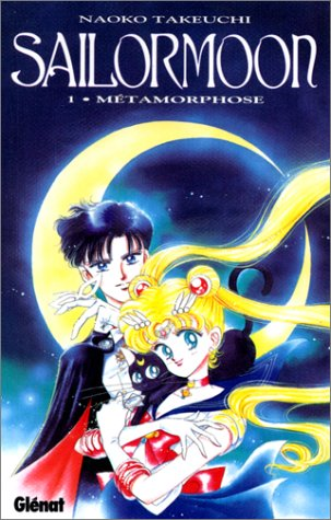 Sailor moon 1 glénat