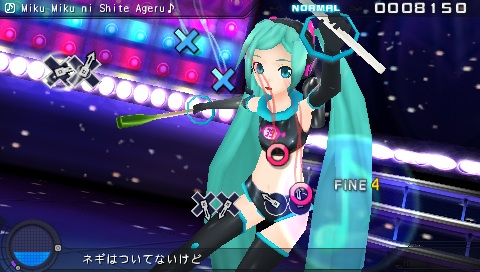 Project DIVA 2nd screenshot