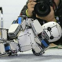 Bébé robot