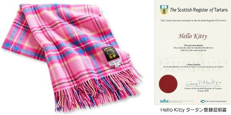 Official-Hello-Kitty-Plaid-Blanket
