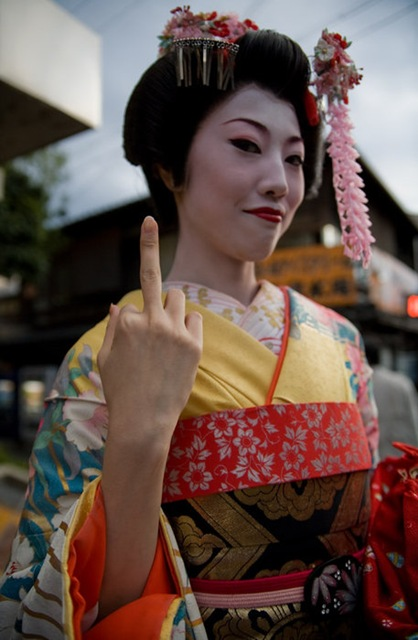 fuck geisha