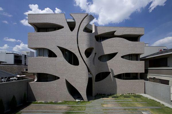 Super Cool Building Archives - Ici-Japon GY72