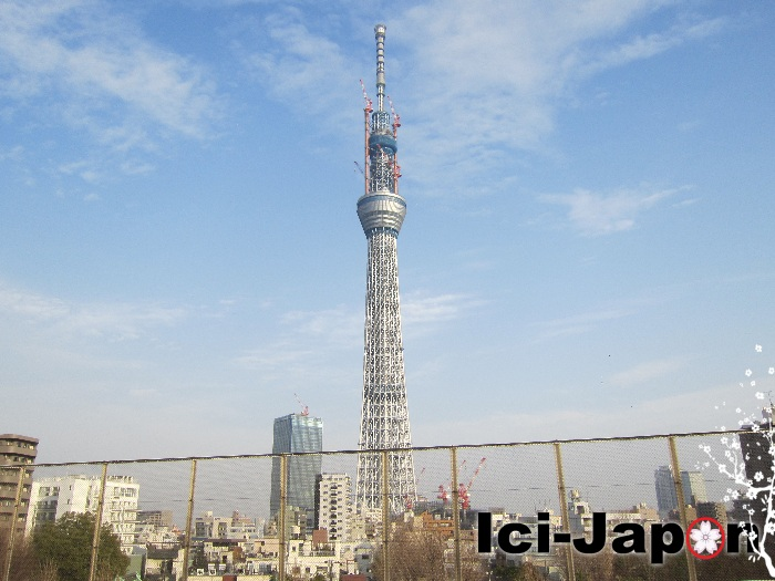 coup de coeur de Malou Tokyo-sky-tree