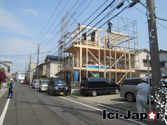 Maison japonaise archives ici japon for Construire maison japonaise