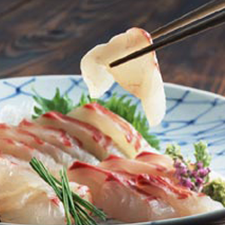 spécialités japonaises : sashimi