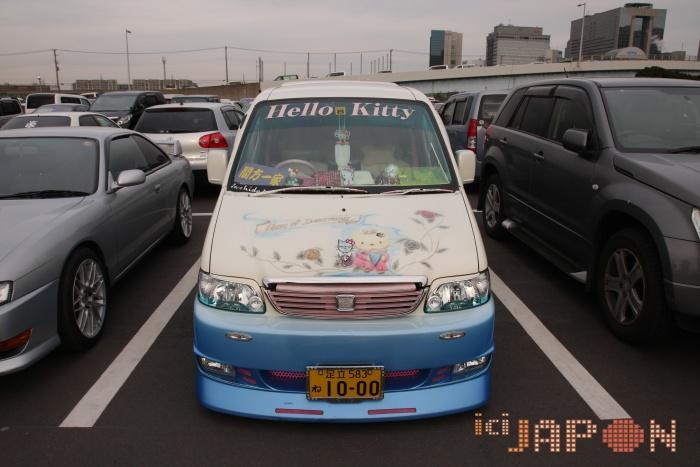 hello-kitty-car