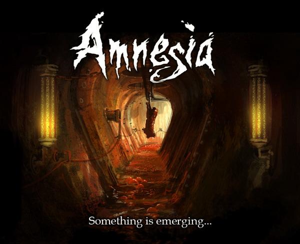 Amnesia - The Dark Descent Amnesia-1