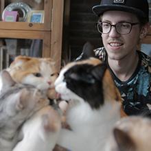 Animal cafés à Tokyo