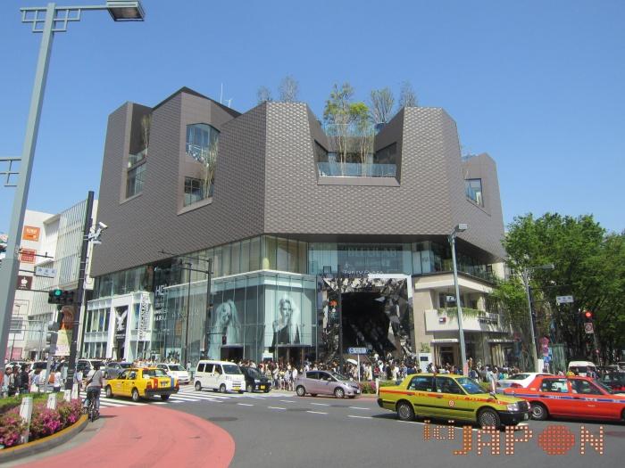 13- TOKYO  Tokyu-plaza