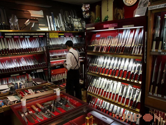 En direct du japon - Couteau de cuisine professionnel japonais ...