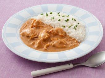 reste de poulet au curry