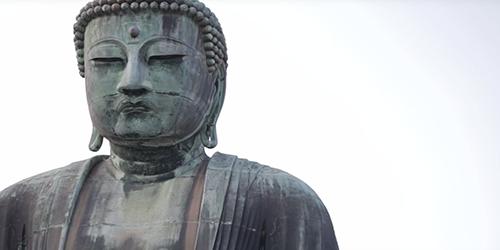 Daibutsu, le Grand Bouddah de Kamakura