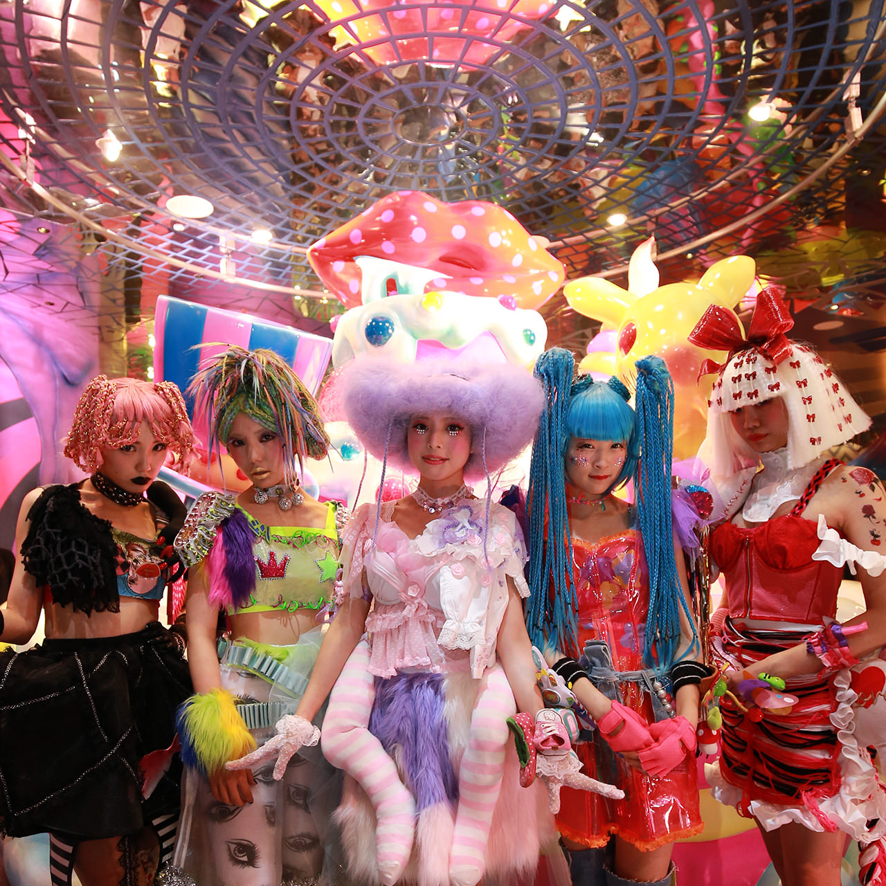 Kawaii Monster Café