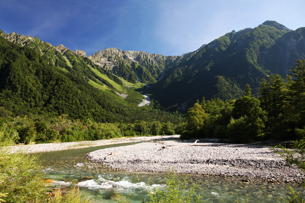 Alpes Japonaises Kamikochi