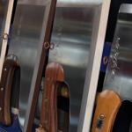 Les couteaux de Tsubaya à Tokyo