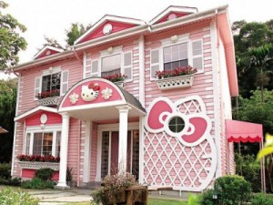 hotel hello kitty