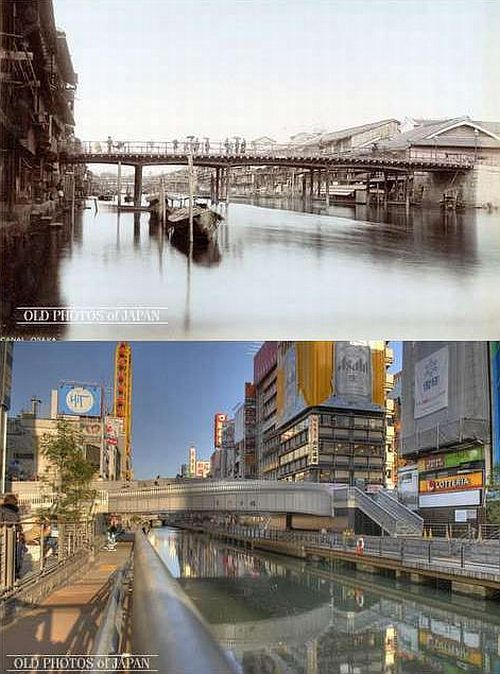 compare-Past-and-Present-Japan