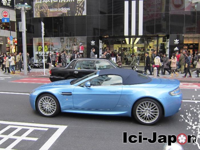 voiture-luxe-shibuya