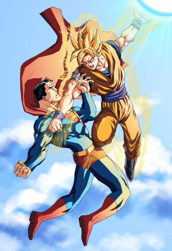 goku-superman
