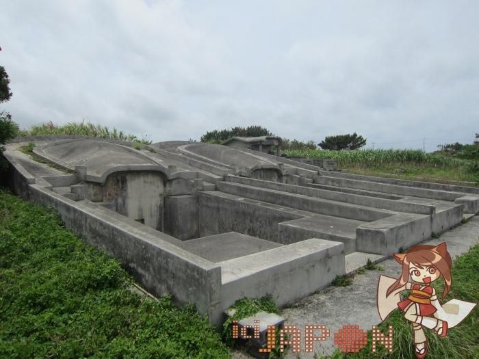 cimetières japonais okinawa