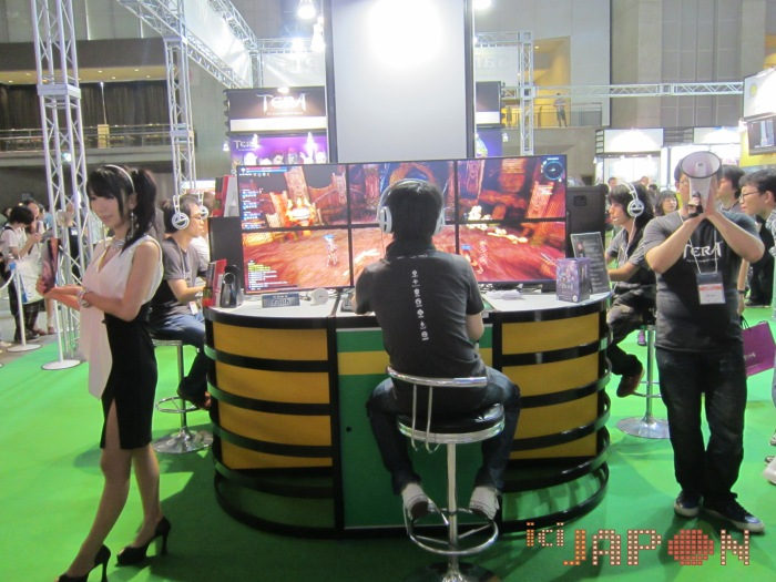 tgs tokyo 2011