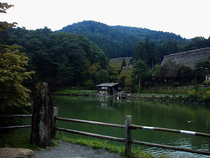 hida-no-sato-japon